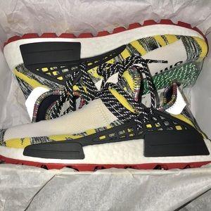 acf0323d88a71 adidas Shoes - Pharrell Williams NMD Human Race Solar Pack